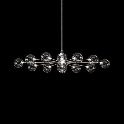 Cluster Oval Pendant Lamp by Harco Loor