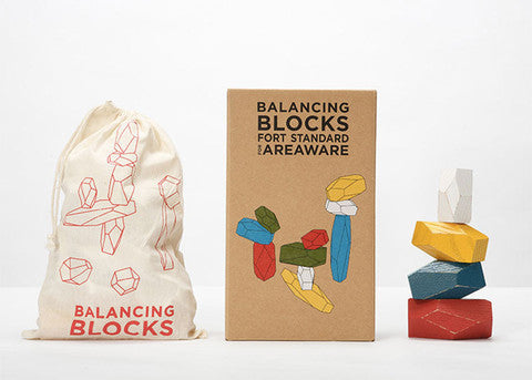 Balancing Blocks by Areaware