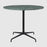 Beetle Dining Table Ø90 cm w/ 4-Star Base by Gubi