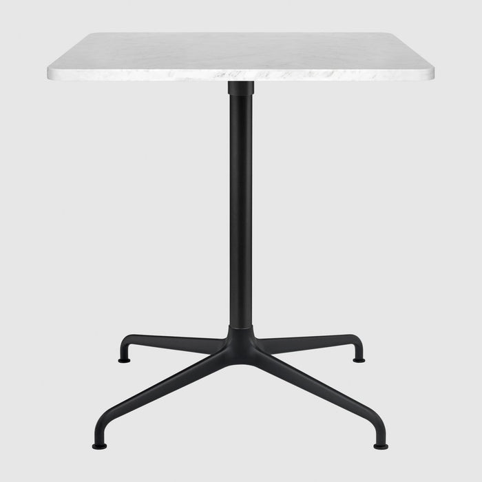 Beetle Dining Table 75 x 75 cm w/ 4-Star Base by Gubi