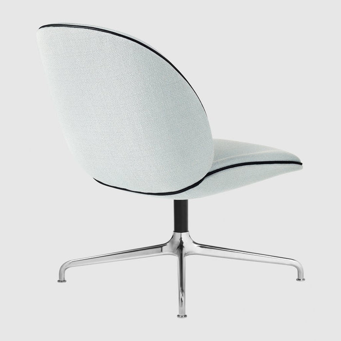 Beetle Lounge Chair w/ 4-Star Base by Gubi