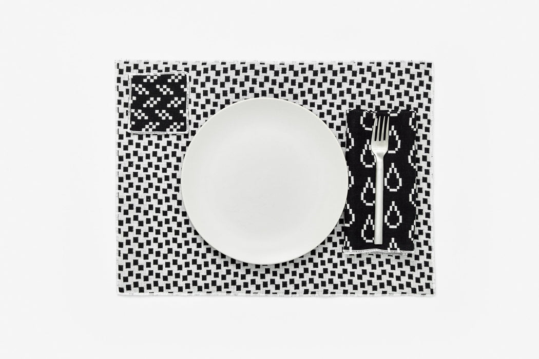 Bitmap Textiles Placemats by Areaware