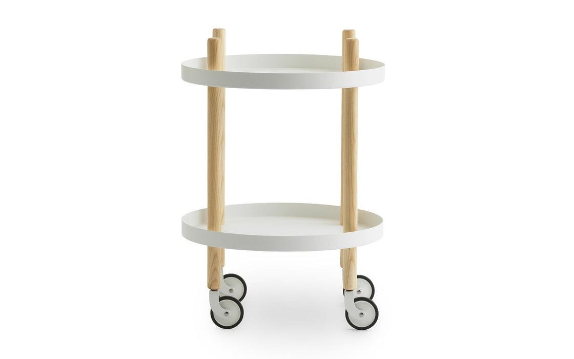 Block Table Ø45 by Normann Copenhagen
