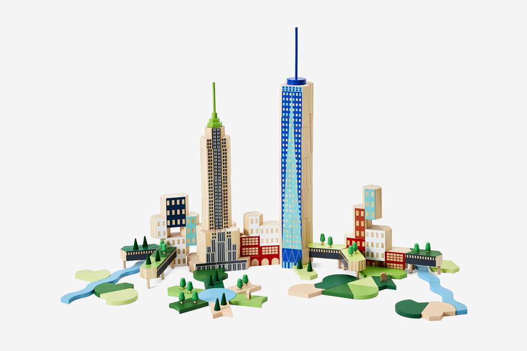 Blockitecture New York City by Areaware