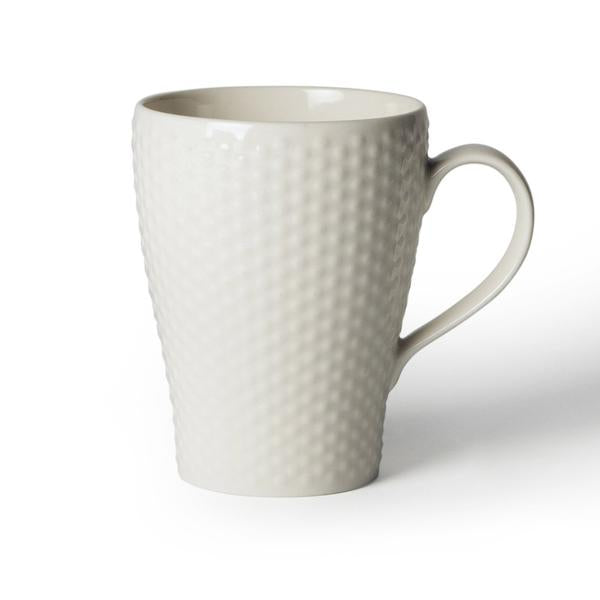 Blond Mugs and Saucers by Design House Stockholm