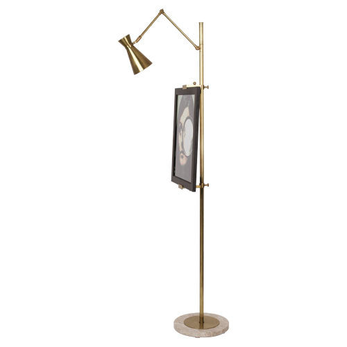 Jonathan Adler / Robert Abbey Bristol Art Floor Easel Lamp