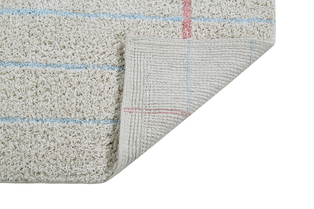 Notebook Washable Rug by Lorena Canals