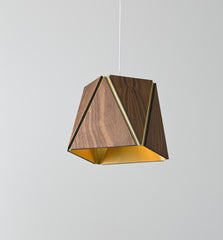 Calx LED Pendant by Cerno (Made in USA)