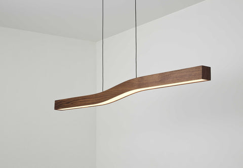 Camur LED Pendant by Cerno (Made in USA)