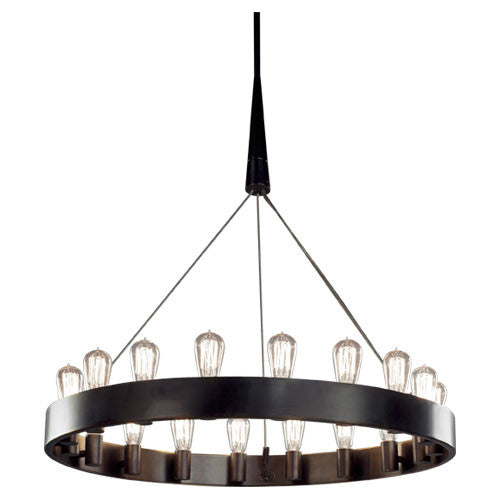 "Robert Abbey Candelaria 35"" Chandelier"