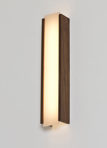 Capio LED Wall Sconce by Cerno (Made in USA)