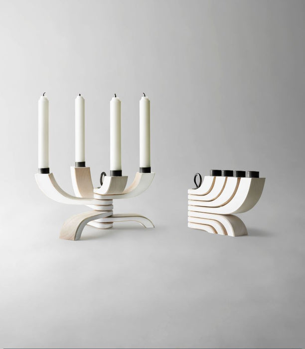 Nordic Light Candelabra by Design House Stockholm