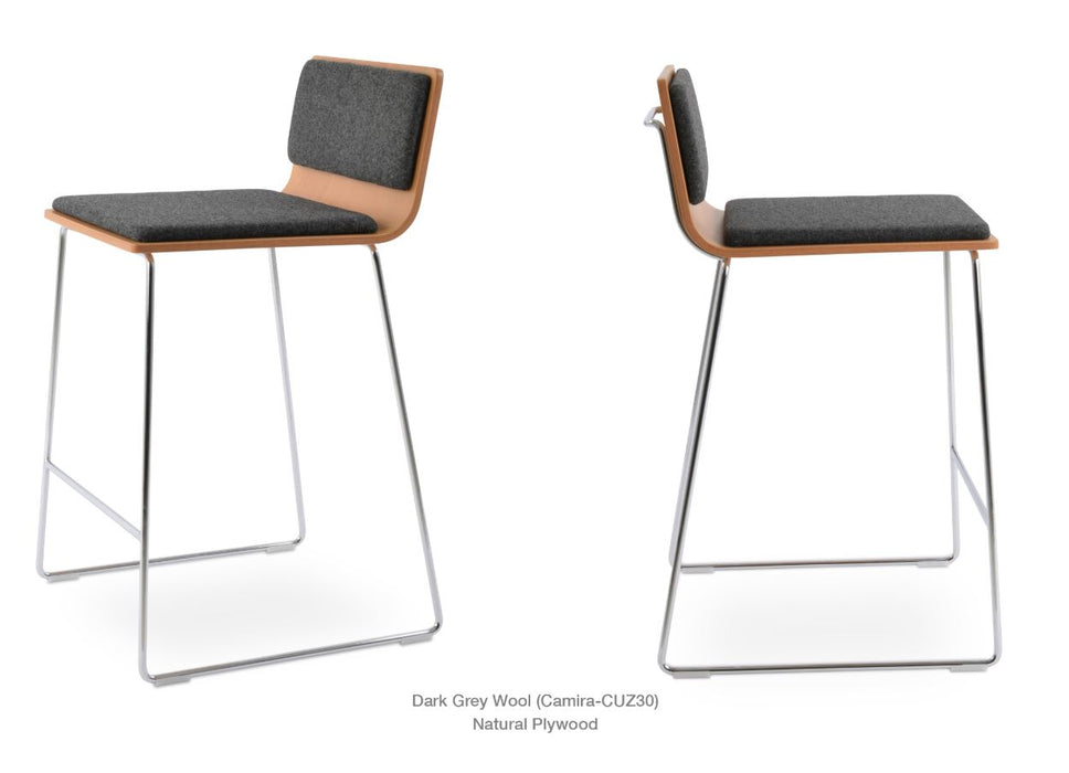 Corona Wire Counter Bar Stool By Soho Concept The Modern