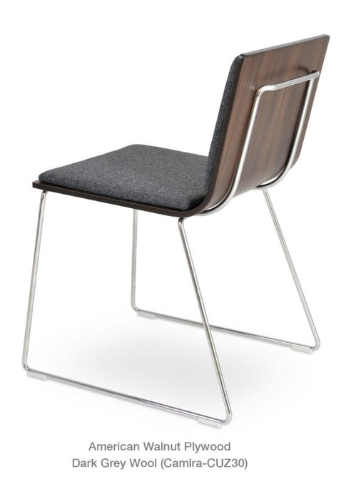 Corona Wire Handle Back Chair by Soho Concept