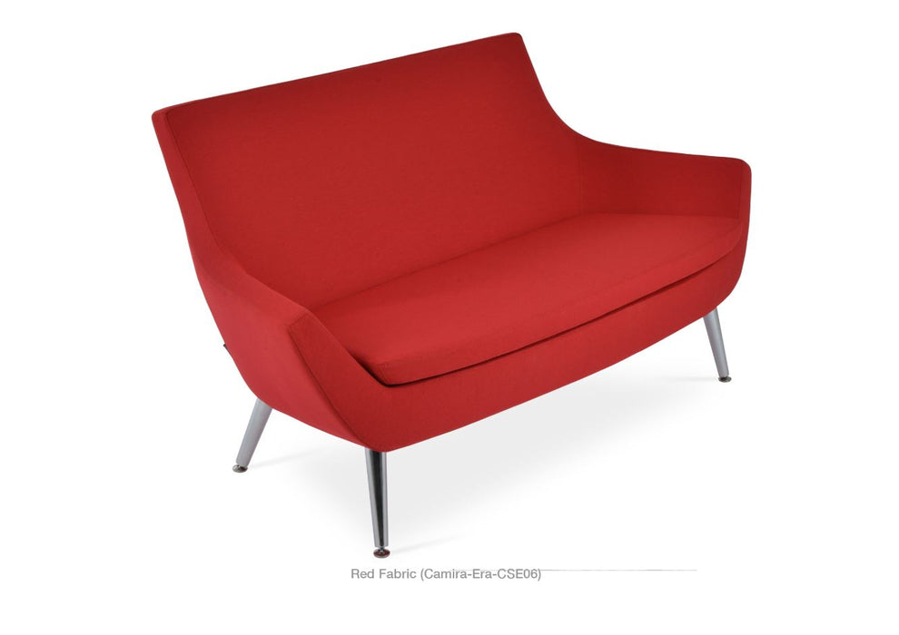 Rebecca Two Seater Metal Sofa by Soho Concept