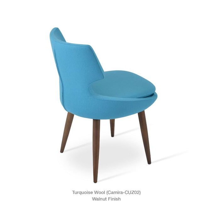 Patara Wood Dining Chair by Soho Concept