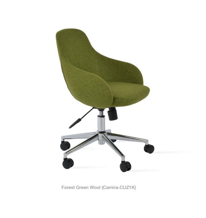 Gazel Arm Office Chair by Soho Concept