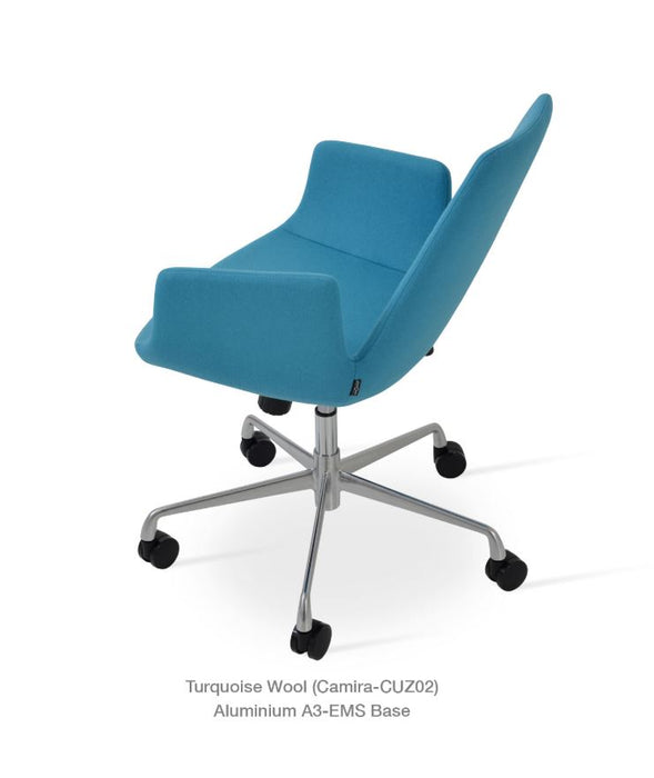 Eiffel Arm Office Chair by Soho Concept