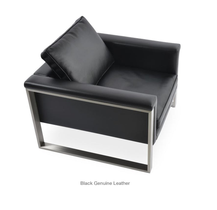 Boston Armchair by Soho Concept