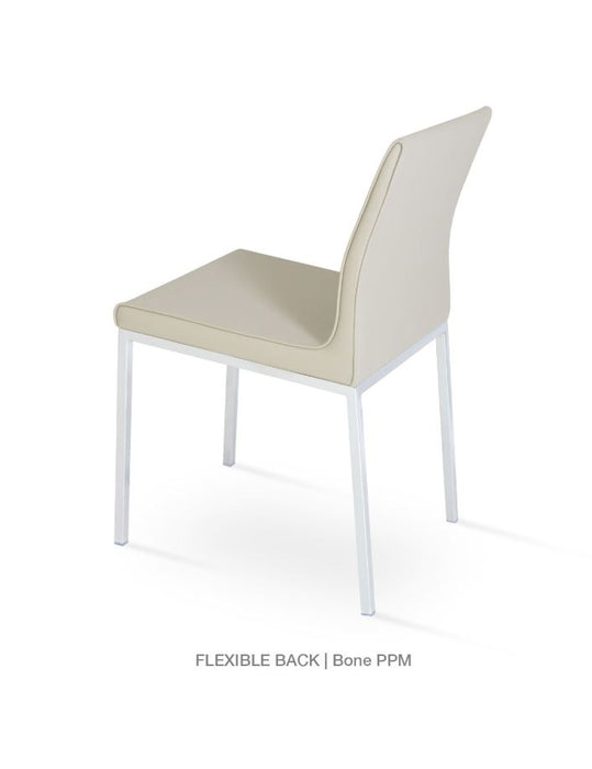Polo Metal Dining Chair by Soho Concept