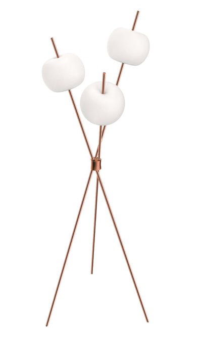 Kushi Floor Lamp by Kundalini