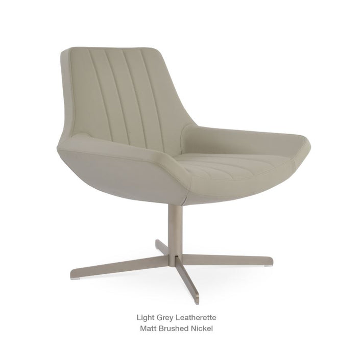 Bellagio Armchair 4 Star Base by Soho Concept