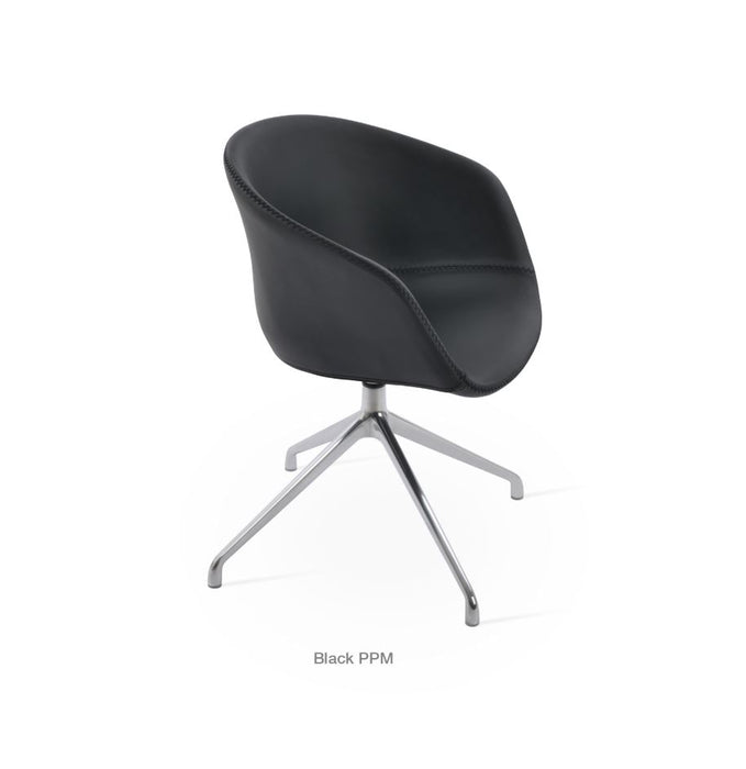 Tribeca Spider Swivel Chair by Soho Concept