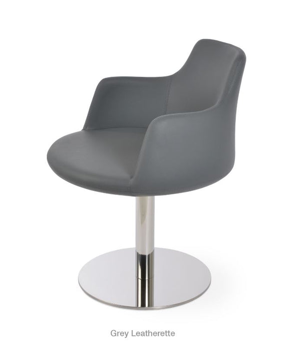 Dervish Round Swivel Chair By Soho Concept The Modern Shop