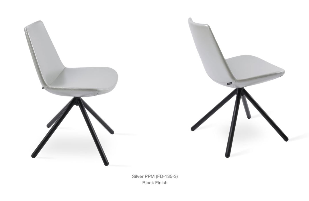 Eiffel Stick Swivel Chair by Soho Concept