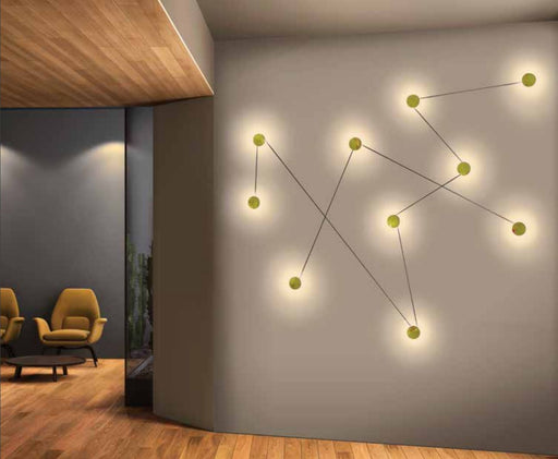 Azou Wall Light by Kundalini