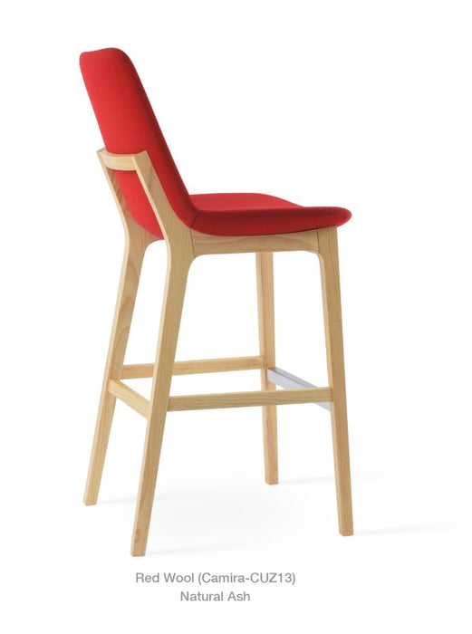 Eiffel Wood Stool by Soho Concept
