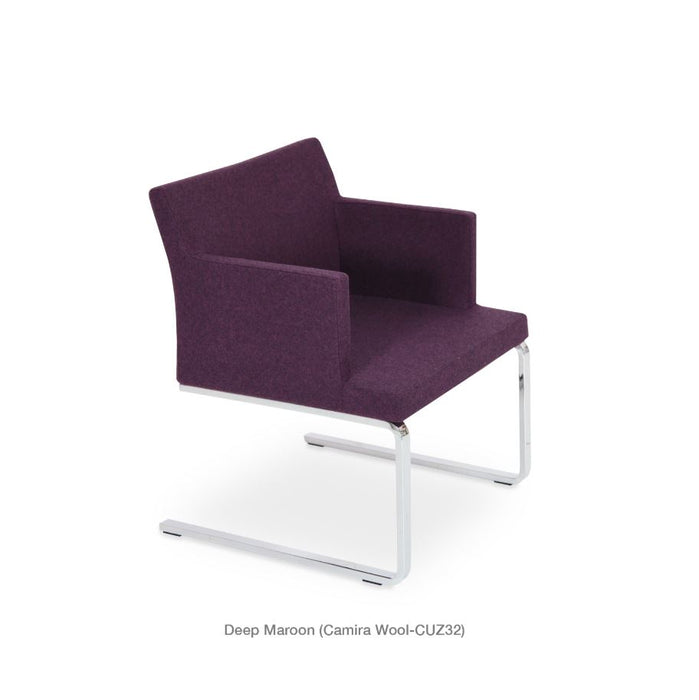 Soho Flat Lounge Chair by Soho Concept