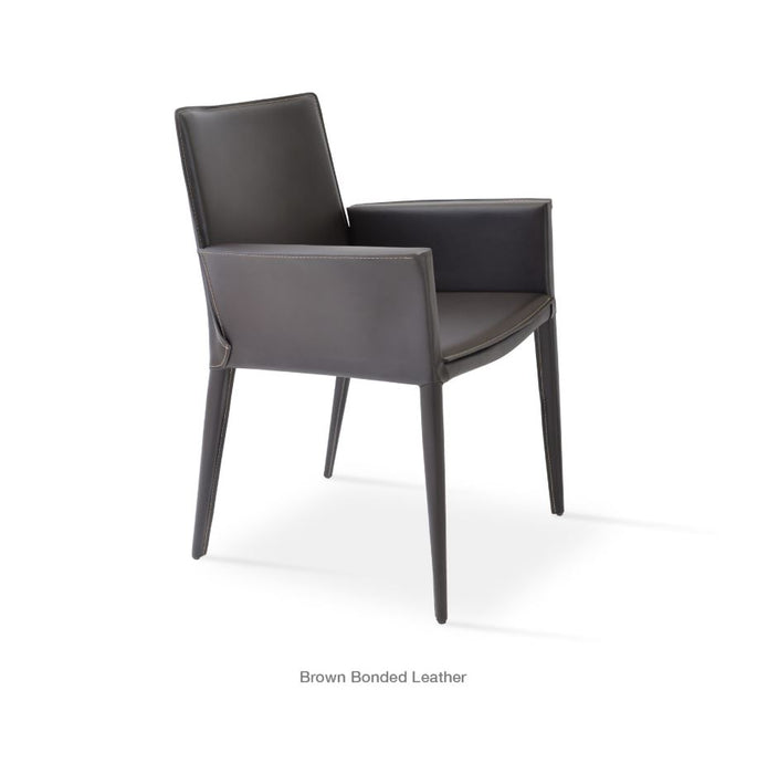 Tiffany Dining Arm Chair by Soho Concept