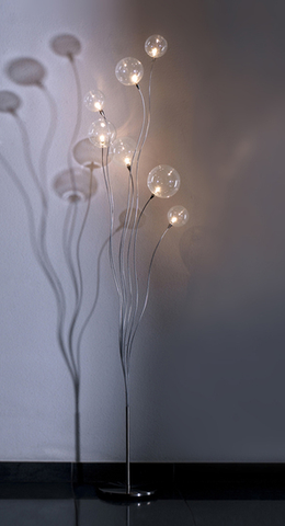 Harco Loor Bubbles SP Floor Lamp