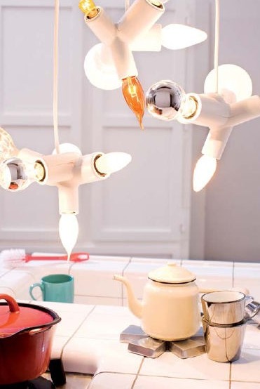 Clusterlamp Suspension Lamp by Moooi