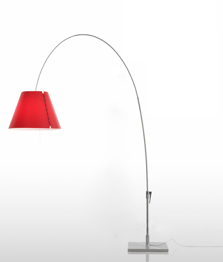 Luceplan Lady Costanza floor lamp