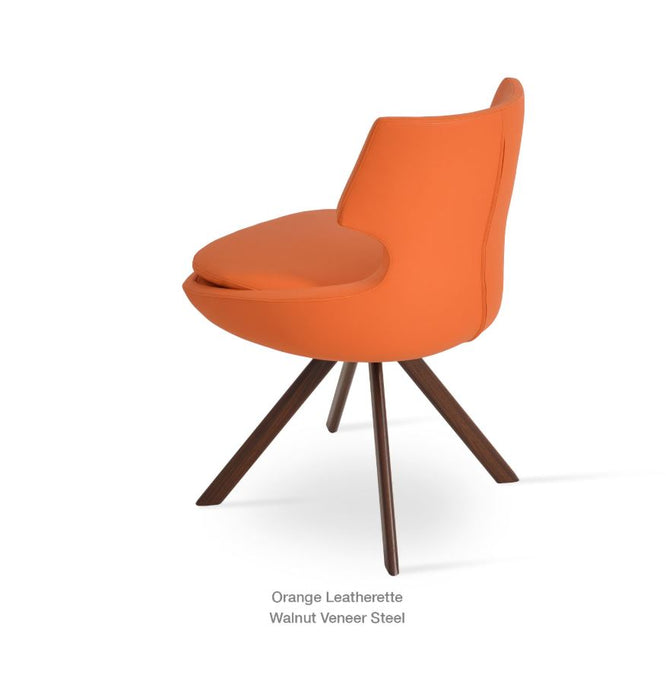 Patara Sword Swivel Chair by Soho Concept