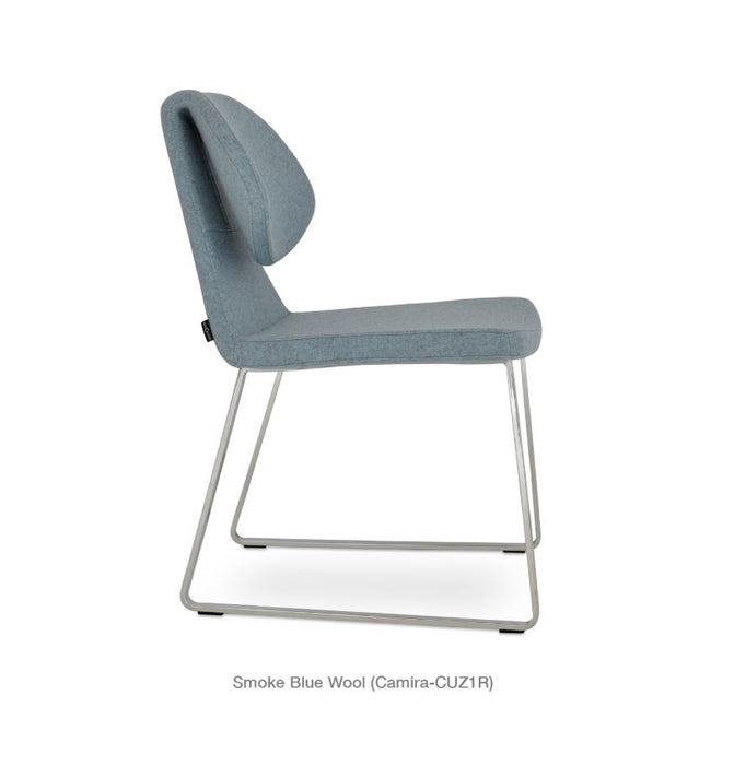 Gakko Slide Chair by Soho Concept