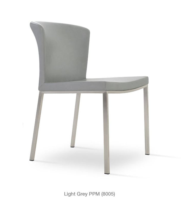 Capri Metal Dining Chair by Soho Concept