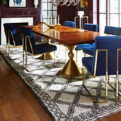 Goldfinger Dining Chair by Jonathan Adler