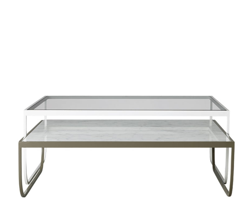 Tati Coffee Table - High and Low by Asplund