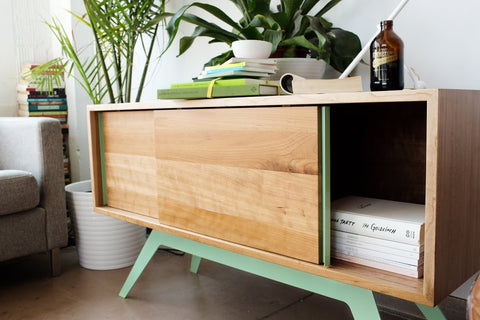 Elko Credenza Small by Eastvold Furniture