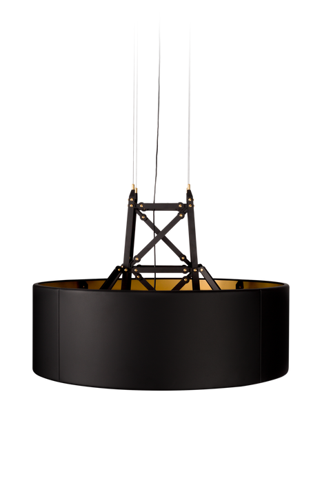 Construction Suspension Lamp by Moooi