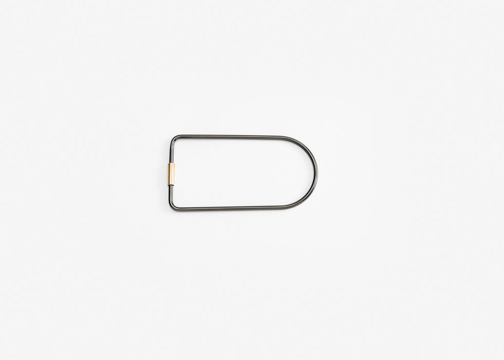 Contour Key Rings by Areaware