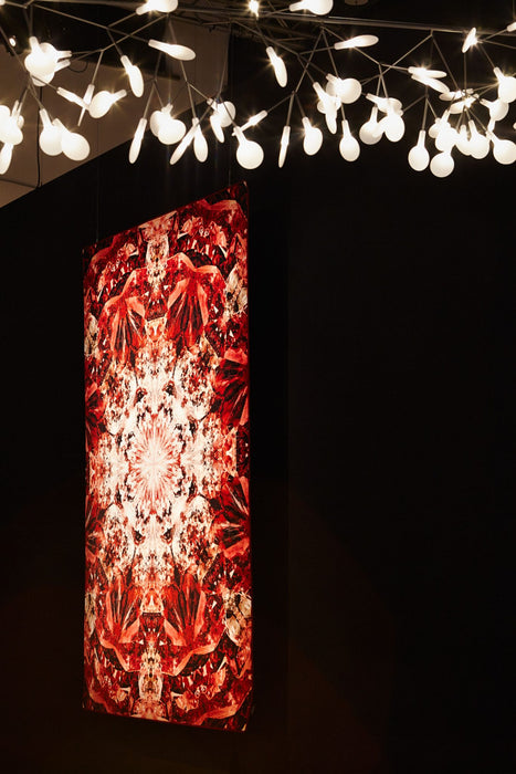 Crystal Fire by Marcel Wanders for Moooi Carpets