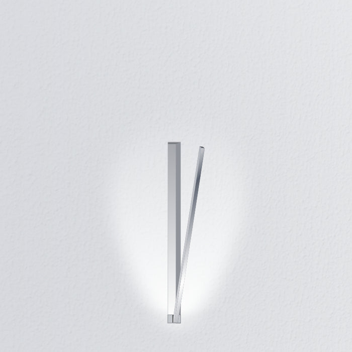 Spillo 1i Ceiling/Wall Recessed Lamp by ZANEEN design