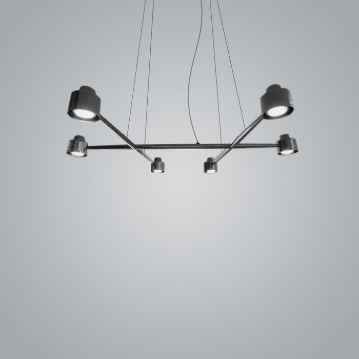 Spider Suspension Lamp by ZANEEN design
