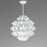 Agave Suspension Lamp by ZANEEN design