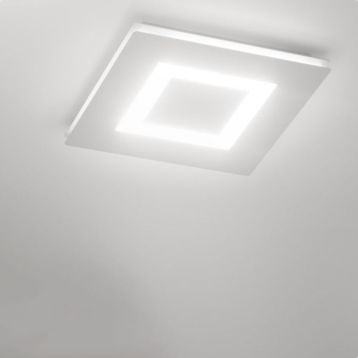 Flat Ceiling Lamp by ZANEEN Design