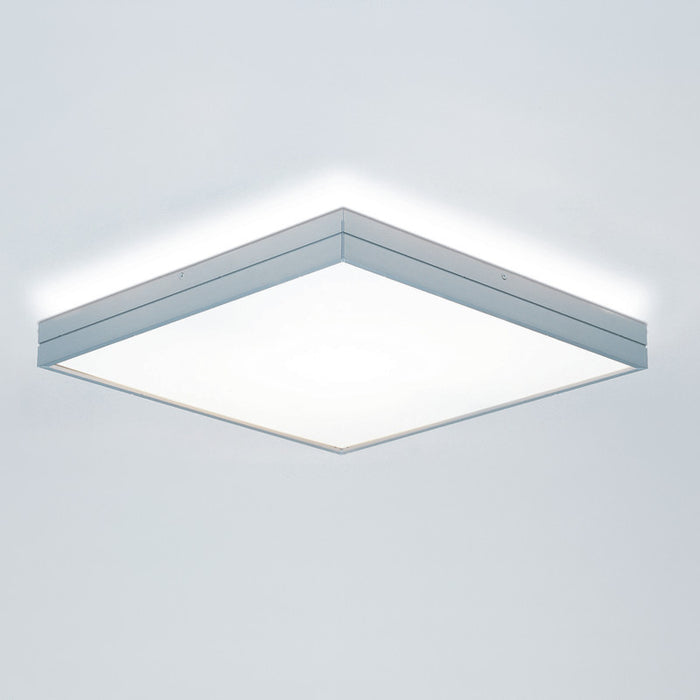 Linea Square Ceiling Lamp by ZANEEN design